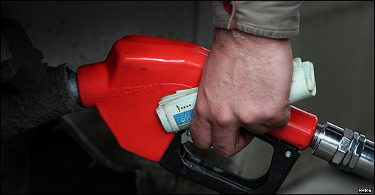 قيمت بنزين 96 مشخص شد