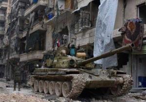 آزادسازي يکي از مهمترين پايگاههاي داعش در سوريه