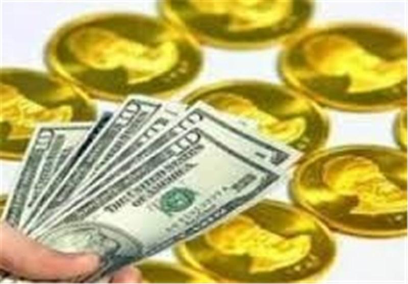 سکه و ارز همچنان صعودي ماند