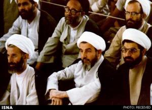 عکس/ تصویری از دکتر حسن روحانی در کنار آیتالله محمدی گیلانی