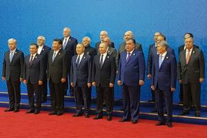 آغاز نشست سران سازمان همکاری شانگهای با حضور وزیر امور خارجه