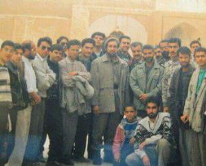 تصویر کمتر دیده شده از سردار سلیمانی در کنار «احمد شاه مسعود»