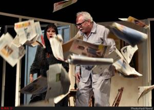 نمایش «آمیزقلمدون» در تماشاخانه ایرانشهر تهران