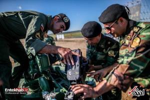 نیروهای مسلح ایران در مسابقات نظامی روسیه