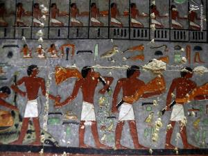 رونمایی از مقبرهای با قدمت ۴۳۰۰ سال