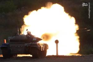 مسابقات بین المللی نظامی روسیه