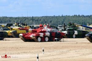 مسابقات بینالمللی نظامی روسیه ۲۰۱۹
