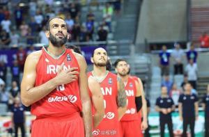جدال ملیپوشان بسکتبال با مونتهنگرو در تورنمنت چین
