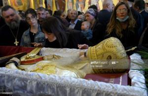 فوت رهبر کلیسای ارتدکس مونته نگرو بر اثر ابتلا به کرونا