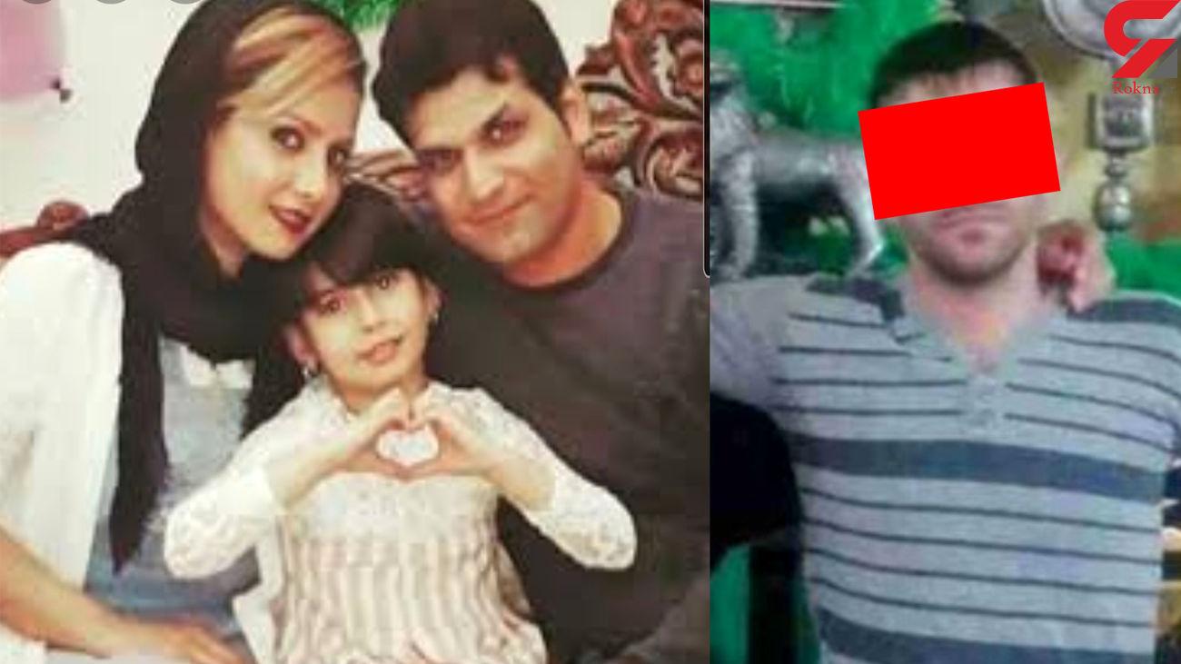 پدر و مادر بیتا کوچولو خطاب به قاتل دخترشان؛ طنابدار را می بوسیم!