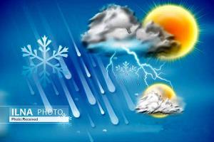 دمای هوا قزوین افزایش می یابد