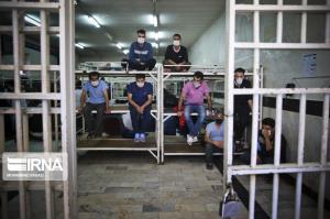 ۳۱ مددجوی زندان منوجان آزاد شدند