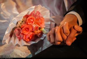 آمار ازدواج در شهرستان آوج ۹۸ درصد افزایش یافته است