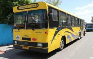 شروع دوباره سرویس دهی شرکت اتوبوسرانی به مسافران گلزار وادی رحمت تبریز