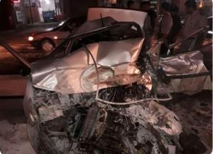 برخورد کامیون با خودروی سواری در رفسنجان ۲ کشته و مجروح برجای گذاشت