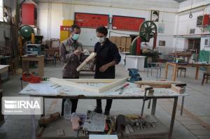 فنی و حرفهای کردستان به سوادآموزان آموزشهای مهارتی میدهد