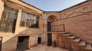 مرمت خانه تاریخی زینعلی قزوین