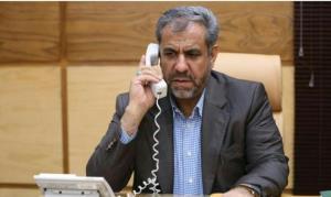ارتباط تلفنی مردم با استاندار قزوین برقرار می شود