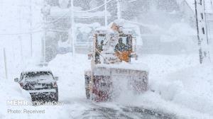 برف و یخبندان شدید در انتظار کردستانیها