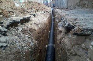 ۹۵ درصد جمعیت شهری کردستان تحت پوشش شبکه فاضلاب است