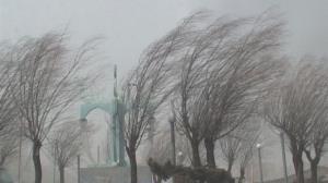 پیشبینی وزش باد شدید در استان مرکزی