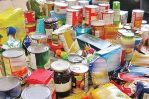 کشف و جمع آوری ۷۵۰ کیلوگرم مواد غذایی فاسد در دهلران