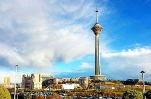 تهرانی ها هوای پاک تنفس میکنند