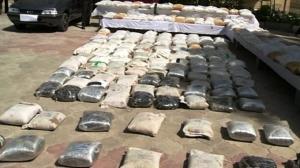 کشف ۱۴۹ کیلوگرم مواد مخدر در ارومیه