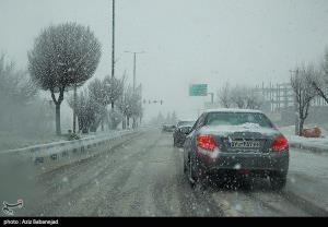 رانندگی در نقاط مرتفع و کوهستانی استان قزوین در ۲ روز آینده خطرناک است