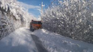 هواشناسی آذربایجانغربی نسبت به تشدید فعالیت سامانه بارشی هشدار داد