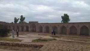 بخشی از بافت تاریخی دهدشت به بخش خصوصی واگذار میشود