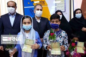 فرزندان مادران ایرانی و پدران خارجی در بوشهر شناسنامه دریافت کردند