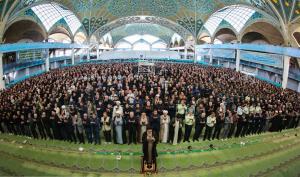 برگزار نشدن نماز جمعه شهر اصفهان