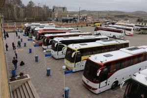 تعطیلی ۵۲ شرکت متخلف حملونقل مسافر و کالا در خوزستان