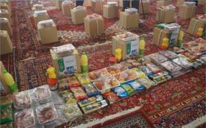 بیش از ۱۰۰۰ بسته معیشتی در سیستانوبلوچستان توزیع شد