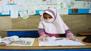 بازگشایی مدارس در برخی مناطق استان قزوین