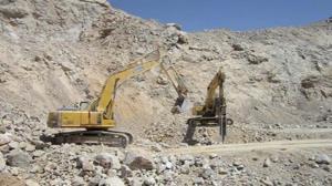 استخراج سالانه ۴ میلیون تن مواد معدنی در قم