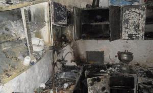 انفجار کپسول گاز در خنج، اعضای یک خانواده را مصدوم کرد