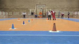 برگزاری آزمون کسب درجه ایثار در استان قزوین