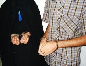 دستگیری زوج سارق در نکا