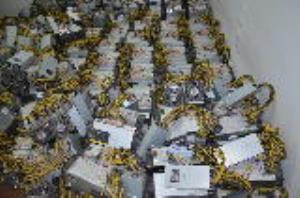 جمعآوری ۱۶۱ دستگاه استخراج ارز در تربت جام