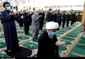 نماز جمعه در همه شهرهای ۲۵ گانه استان بوشهر برگزار میشود