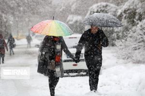دمای آذربایجان غربی  ۱۵ درجه کاهش می یابد