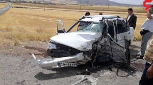 ۱۱ کشته و مصدوم در تصادف محور جهرم