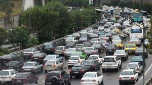 ترافیک پرحجم در جادههای تفرجگاهی خراسان رضوی