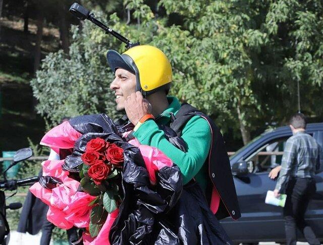 واکنش نایب رئیس انجمن ورزشهای هوایی به حادثه چتر بازی در اکباتان