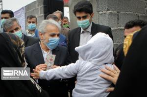 بهره برداری از ۱۶۰ واحد مسکن مددجویی در استان گیلان