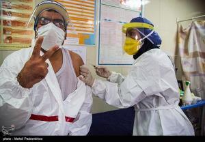 عکس/ واکسیناسیون کووید ۱۹ در بیمارستان رازی اهواز