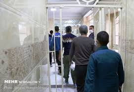 اعطای مرخصی به ۳۲ زندانی زندان هشترود بهمناسبت میلاد حضرت علی(ع)