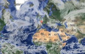 افزایش دمای هوا در کردستان